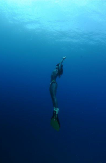 Free Diving Bliss