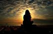 Meditating on the Sun
